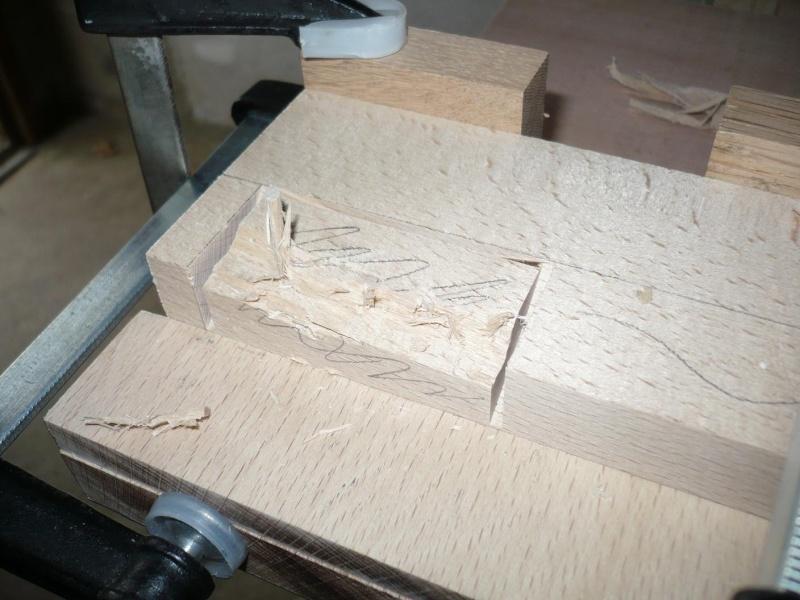 fabrication de mon établi en hêtre - Page 5 P1030218