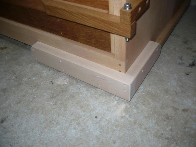 fabrication de mon établi en hêtre - Page 5 P1030224