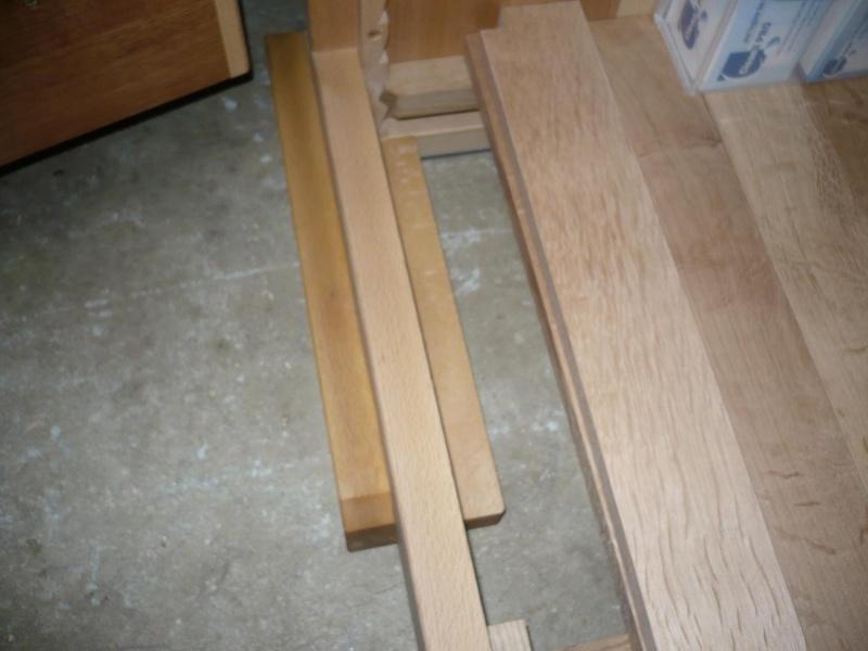fabrication de mon établi en hêtre - Page 5 P1030225