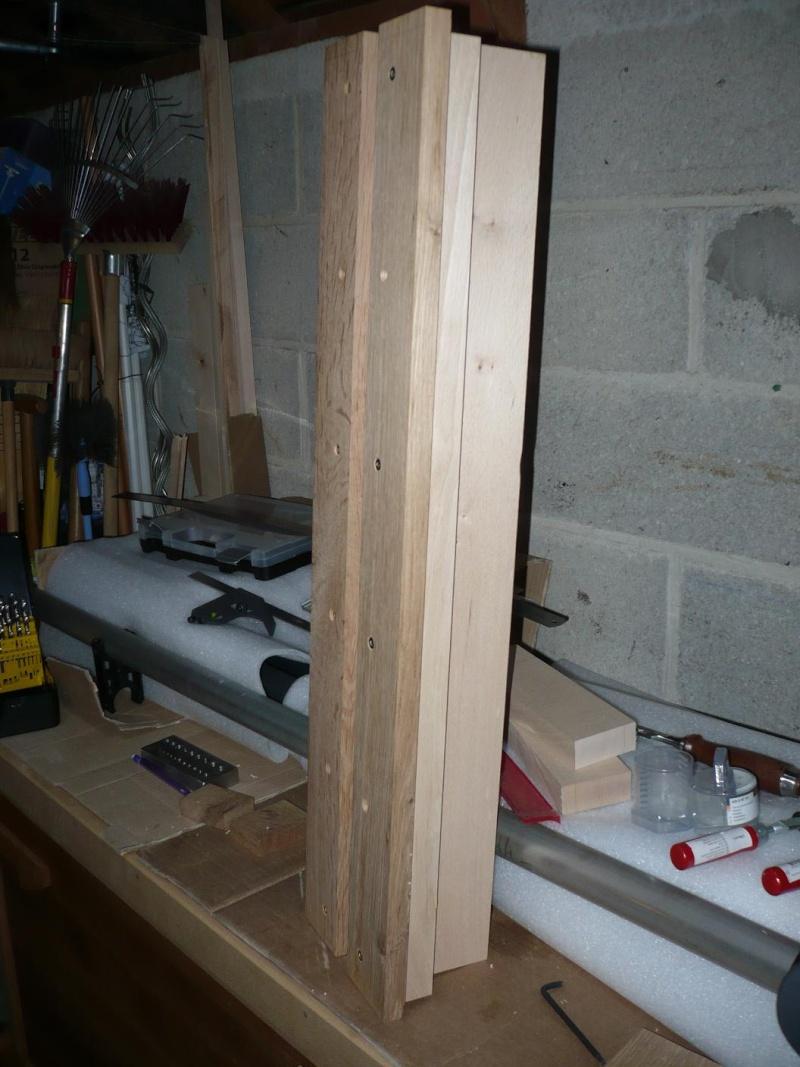 fabrication de mon établi en hêtre - Page 5 P1030230