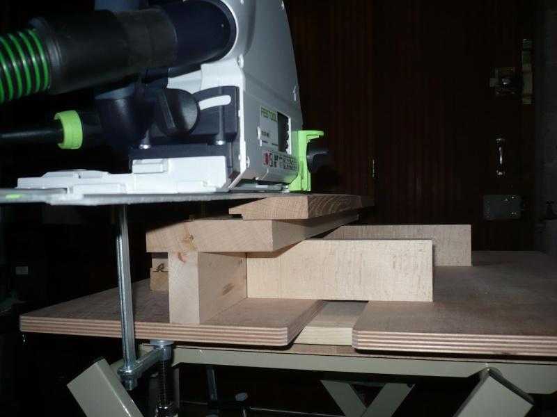 fabrication de mon établi en hêtre - Page 5 P1030232