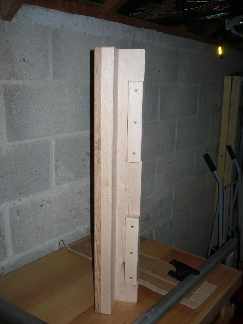 fabrication de mon établi en hêtre - Page 5 P1030236