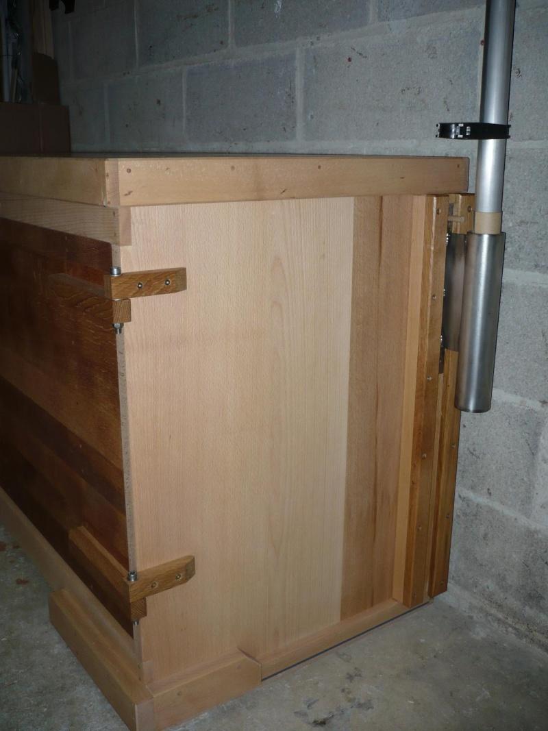 fabrication de mon établi en hêtre - Page 5 P1030242