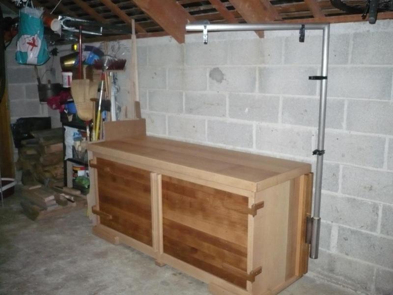 fabrication de mon établi en hêtre - Page 5 P1030243