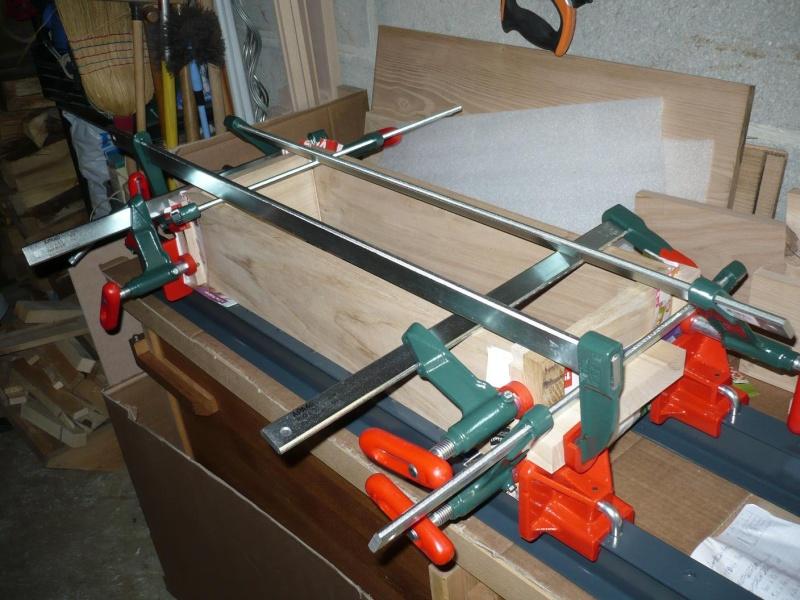 fabrication d'une boite à bijoux hors normes P1030246
