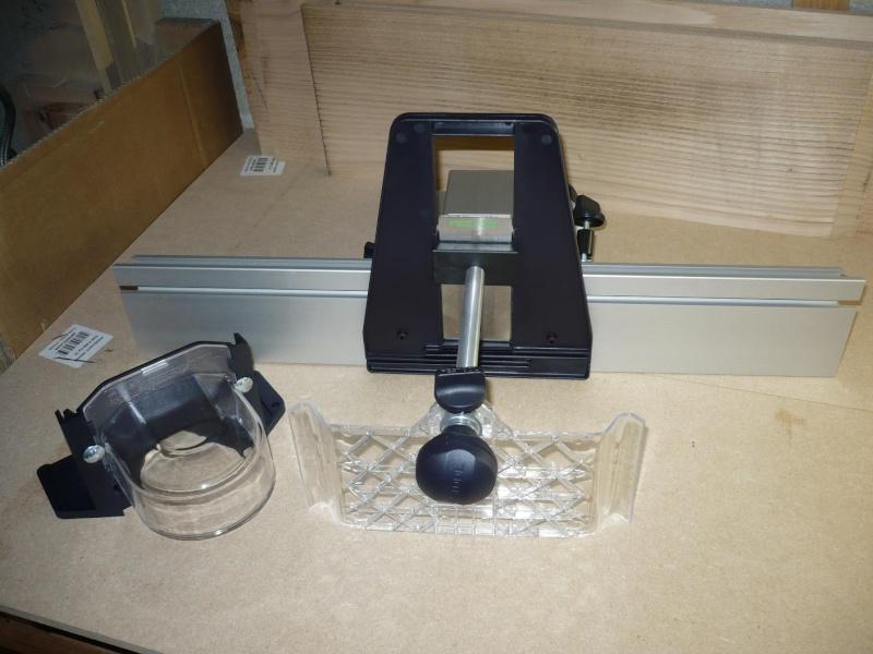 présentation table de défonceuse festool CMS P1030320