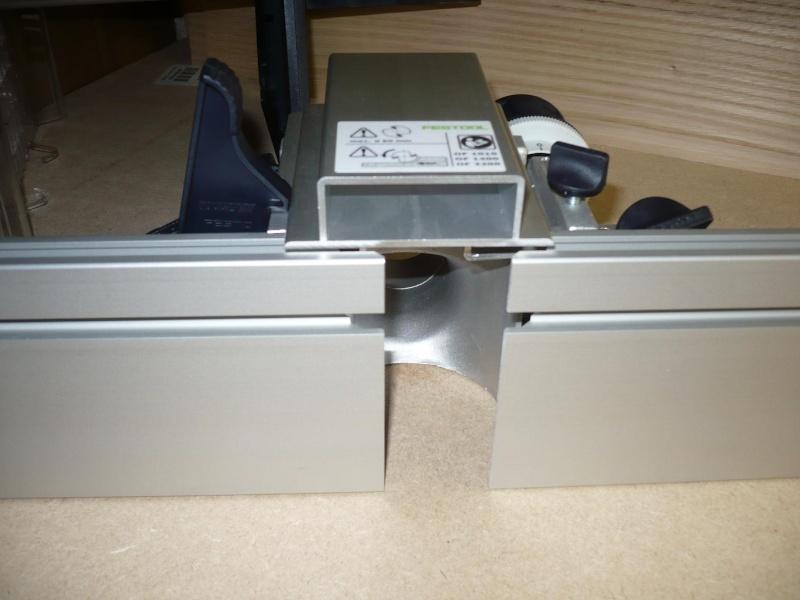 présentation table de défonceuse festool CMS P1030323