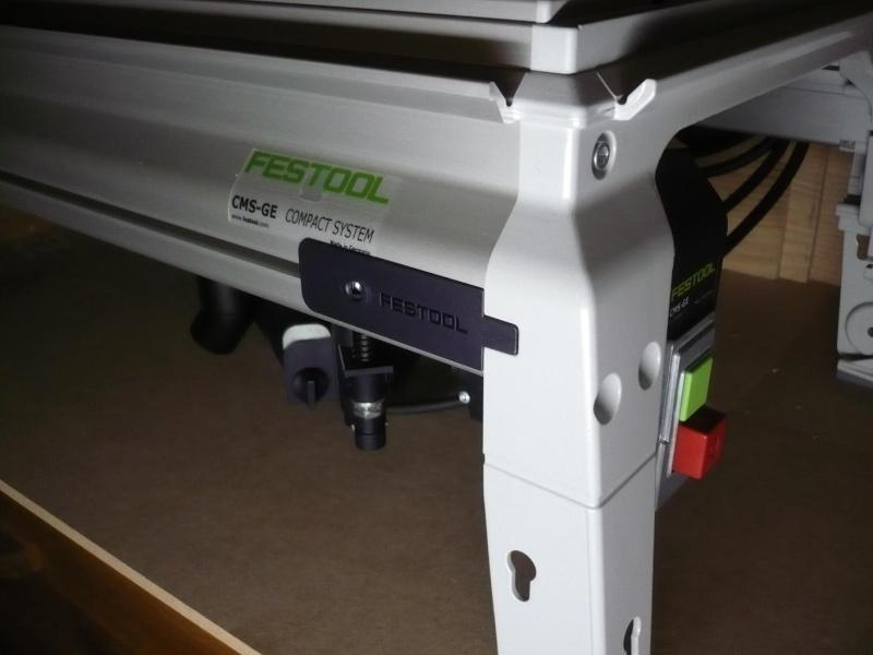 présentation table de défonceuse festool CMS P1030328