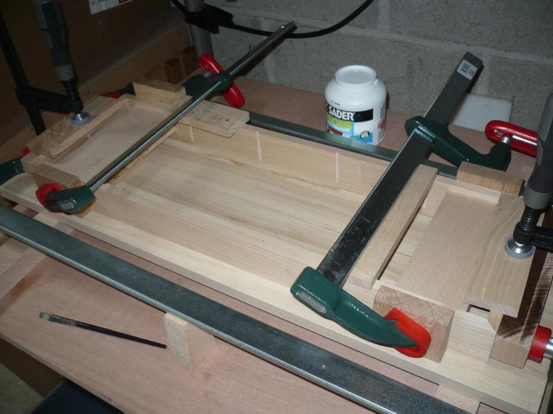 fabrication d'une boite à bijoux hors normes P1030351