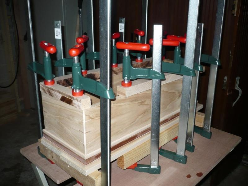 fabrication d'une boite à bijoux hors normes P1030352