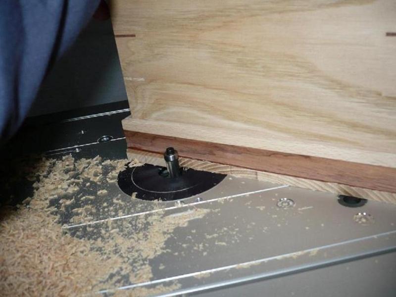 fabrication d'une boite à bijoux hors normes - Page 2 P1030361