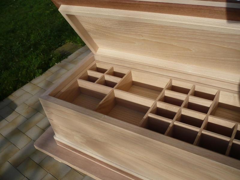 fabrication d'une boite à bijoux hors normes - Page 3 P1030371