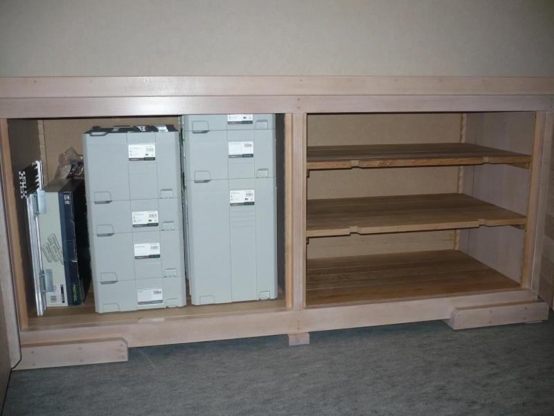 fabrication de mon établi en hêtre - Page 6 P1040413