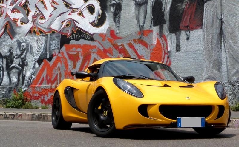 Lotus Exige 240R...restiling! 112
