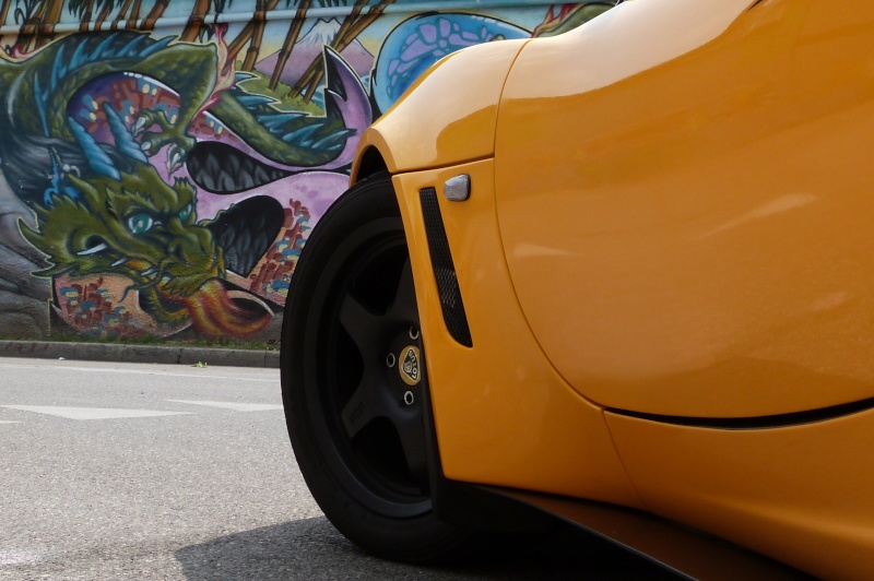 Lotus Exige 240R...restiling! 210