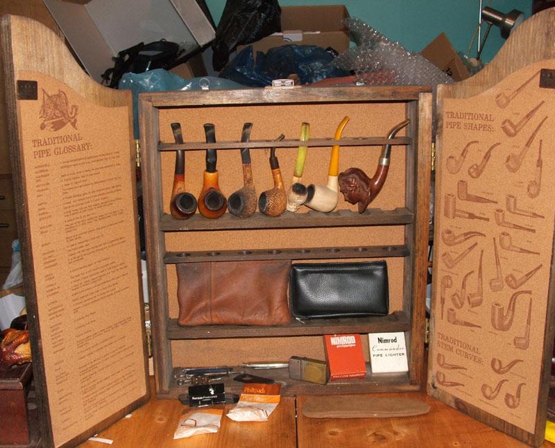 eBay Find: Pipe Rack S11011