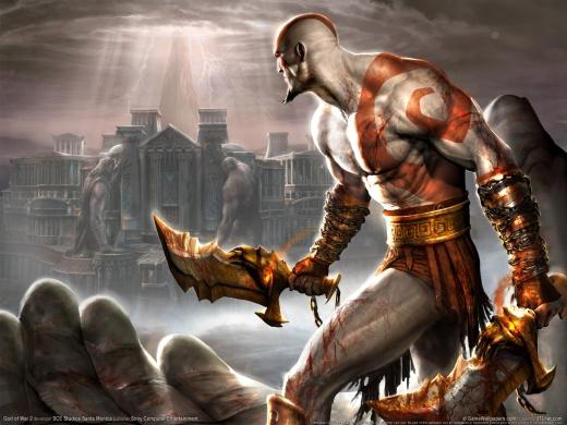 نفراد تاام : لعبة الاكشن الخرافية God Of War 2 نسخة FullRip بمساحة 7.44 جيجا على اكثر من سيرفر فرصة لا تعوض 10041010