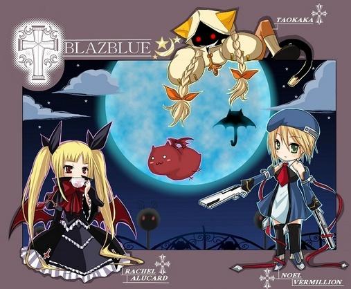 Multi-Characters Noel2610
