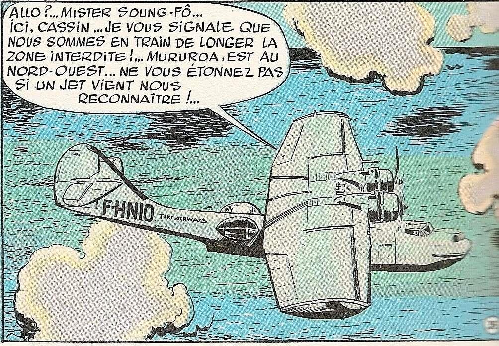 [Les anciens avions de l'aéro] Catalina - Page 2 Numari16