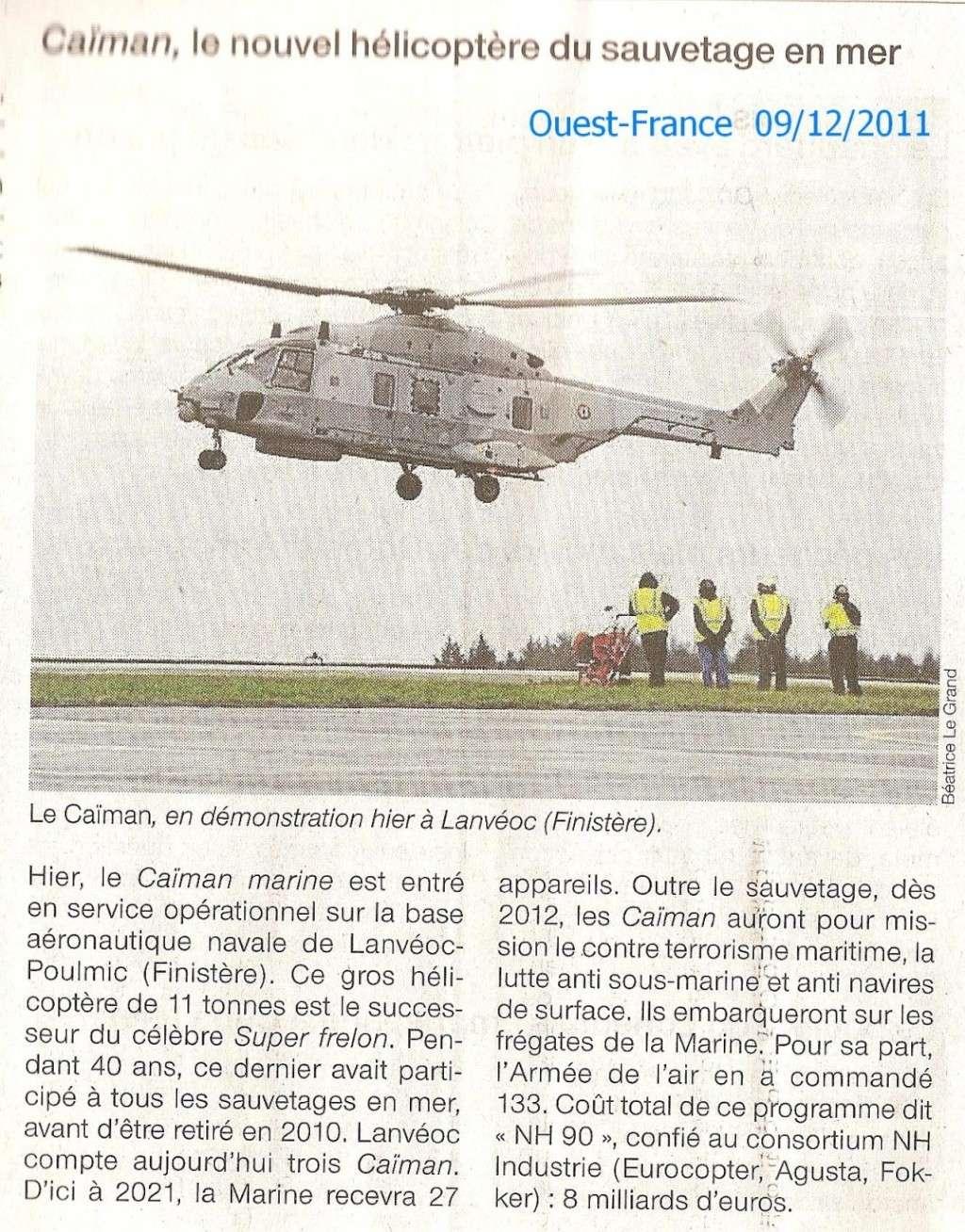 [Aéronavale divers] Hélico NH90 - Page 3 Numari17