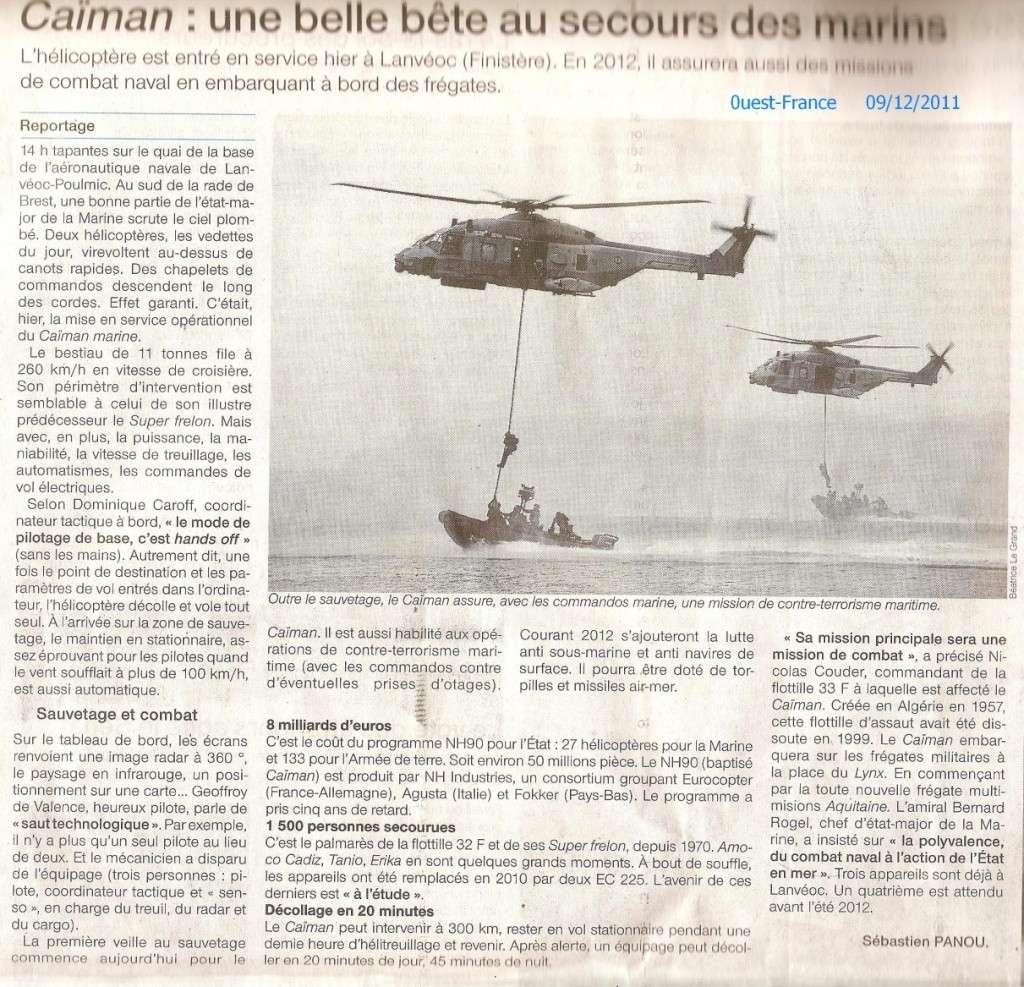 [Aéronavale divers] Hélico NH90 - Page 3 Numari18