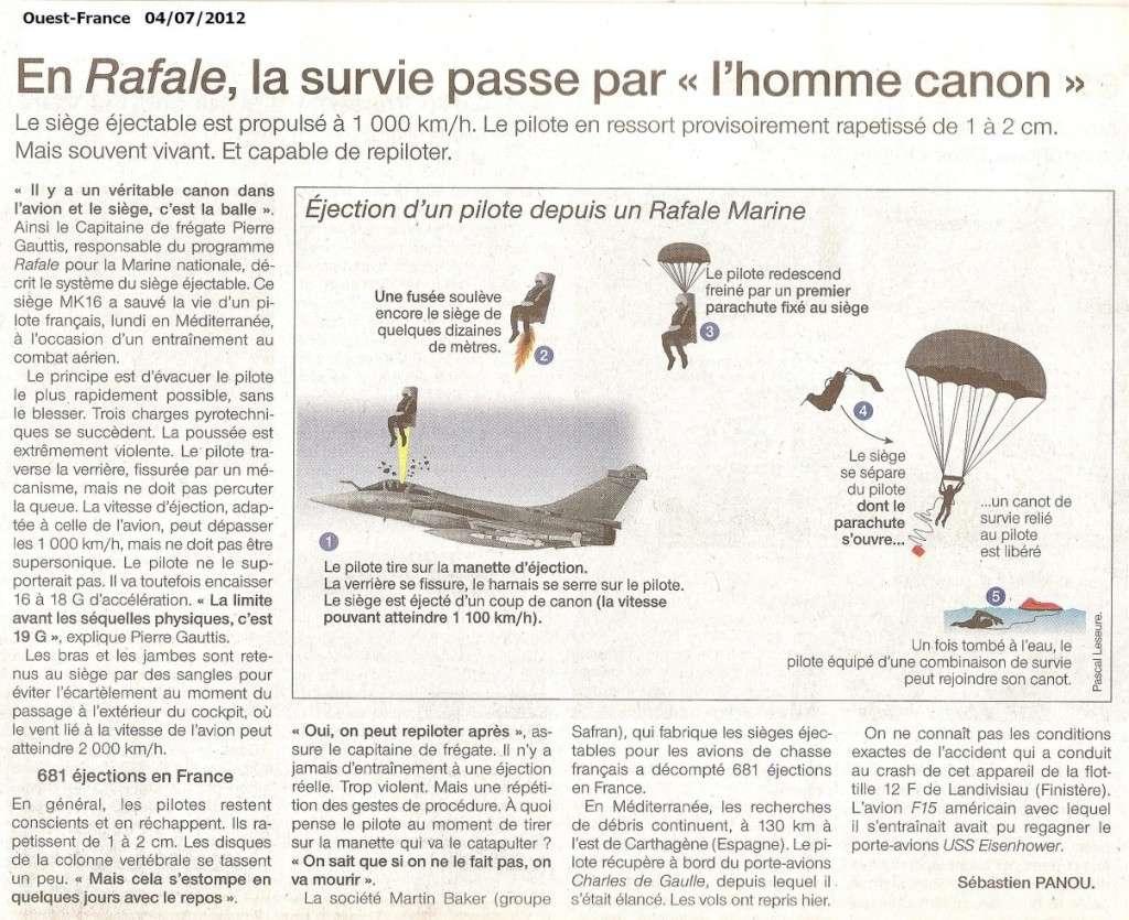 [Aéronautique divers] Le RAFALE - Page 4 Numari92