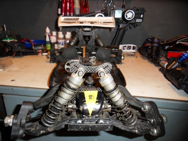 Mugen mbx6 brushlees  Sdc10029