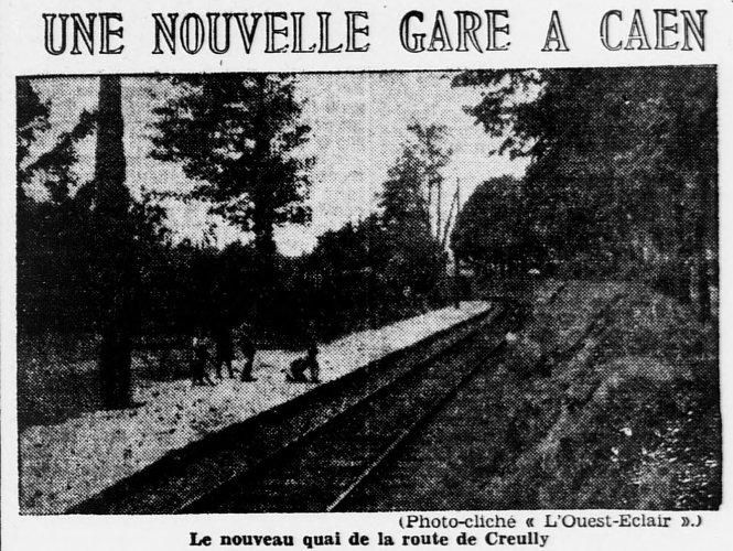 Le raccordement Caen Ouest - Caen Saint-Martin Gare_c10