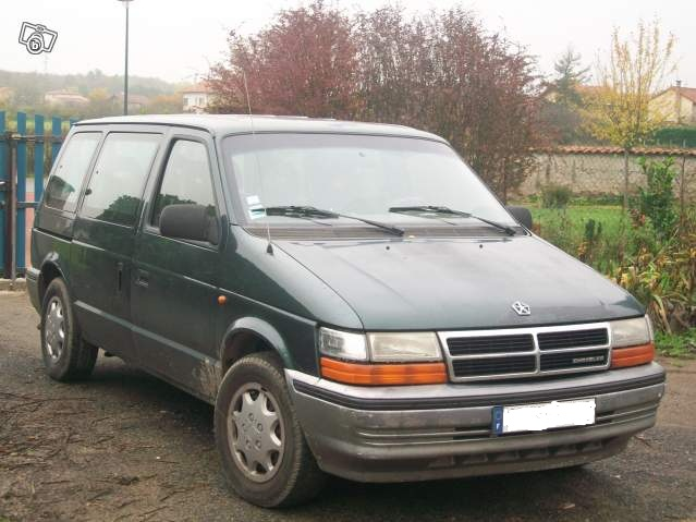 J'ai mon Voyager s2 diesel  85377811