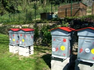 décoration de ruches 13788710