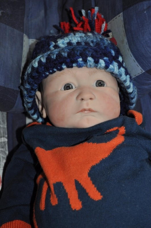 Polymer Clay-Babies zu verkaufen 029_5310