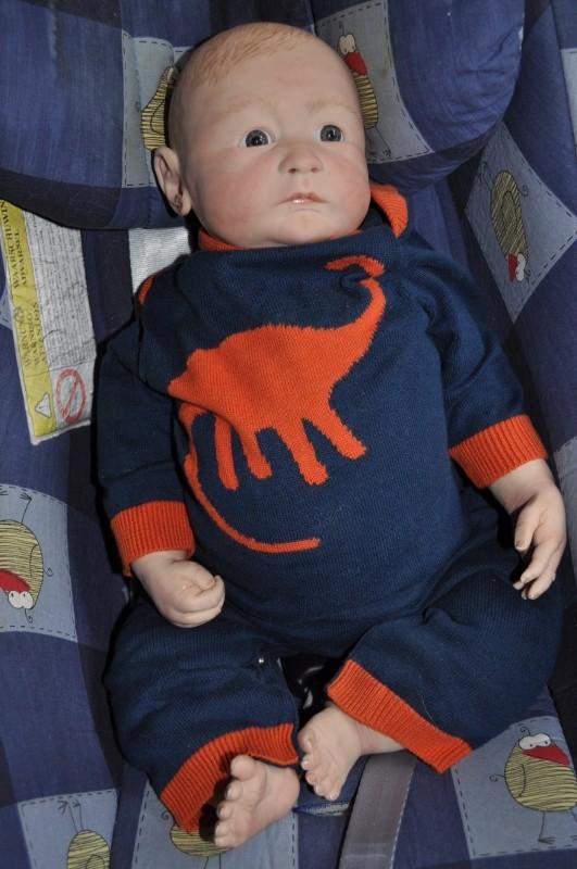 Polymer Clay-Babies zu verkaufen 040_5310