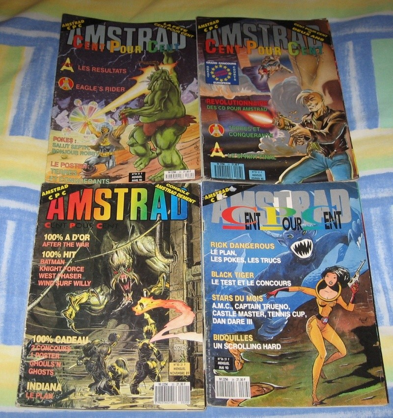 Magazine Amstrad cent our cent Amstra10