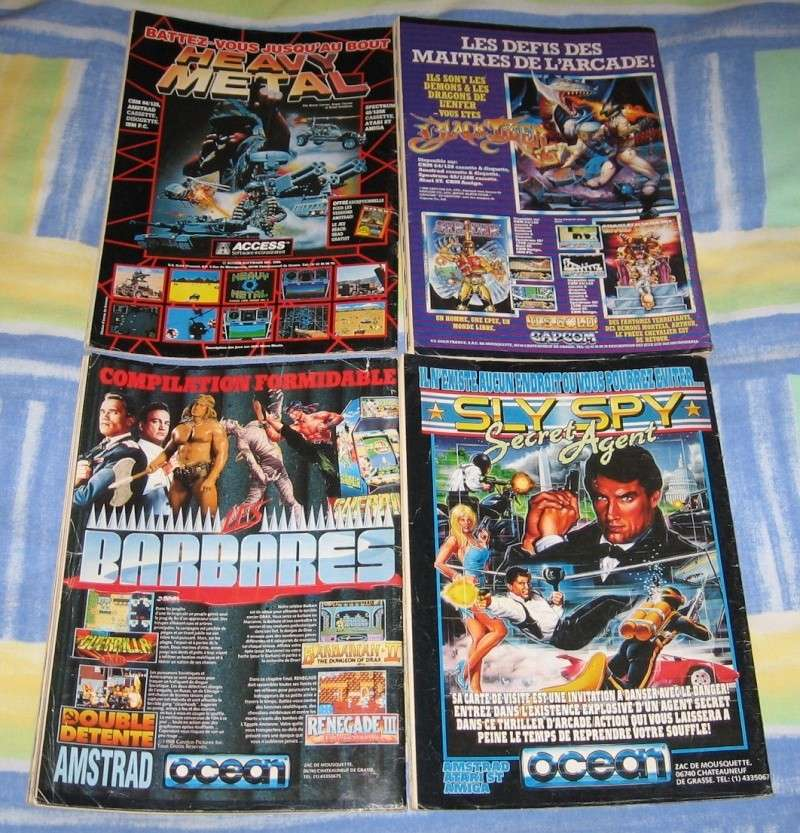 Magazine Amstrad cent our cent Amstra11