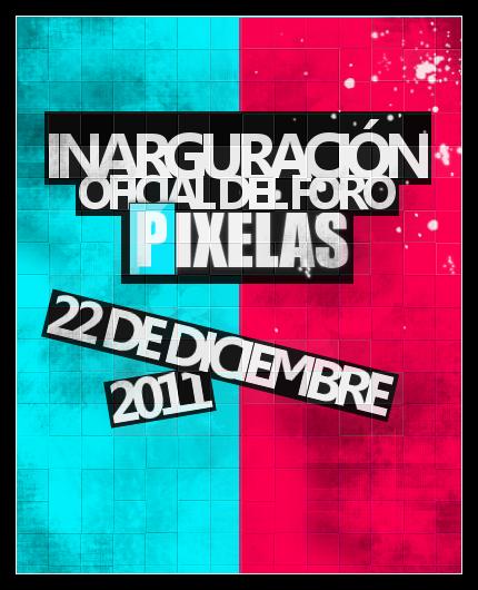 Inarguración oficial de Pixelas 45oe12