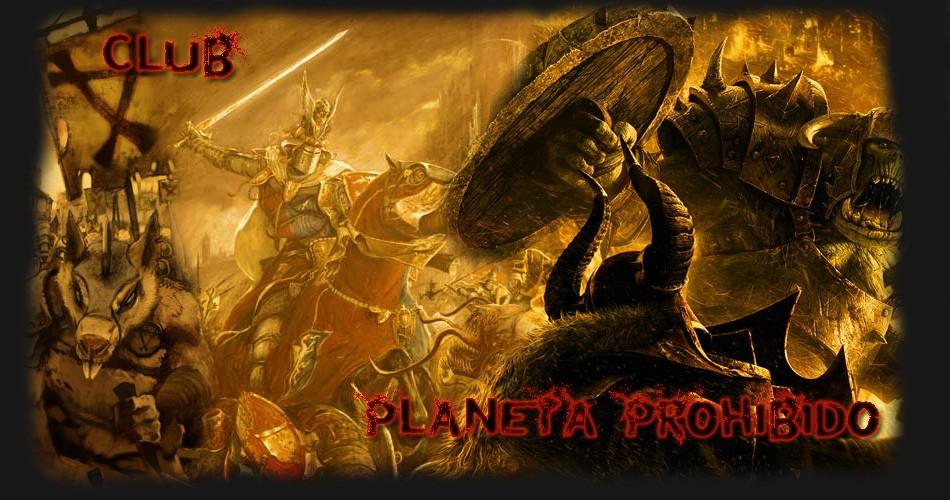 Club planeta prohibido
