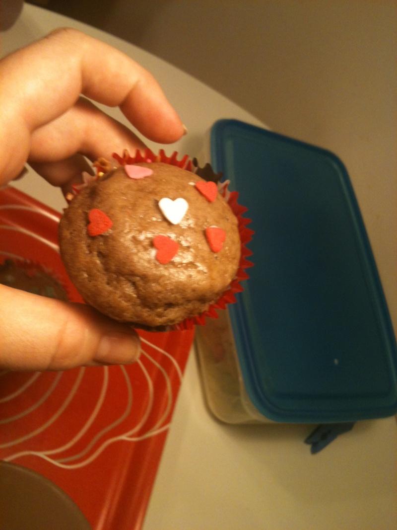 Cupcakes : recettes et décors simples - Page 5 Haippi18
