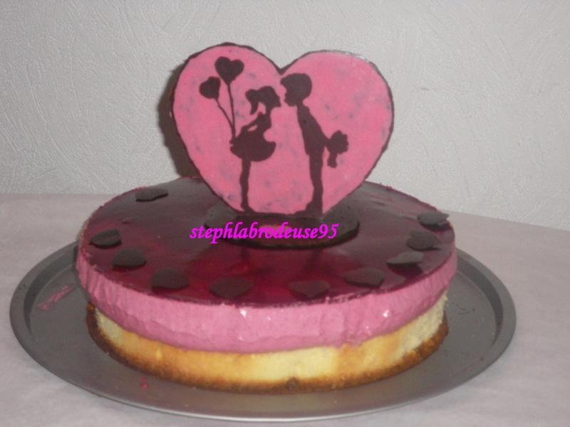 gâteau avec des coeurs - Page 10 Imgp0915