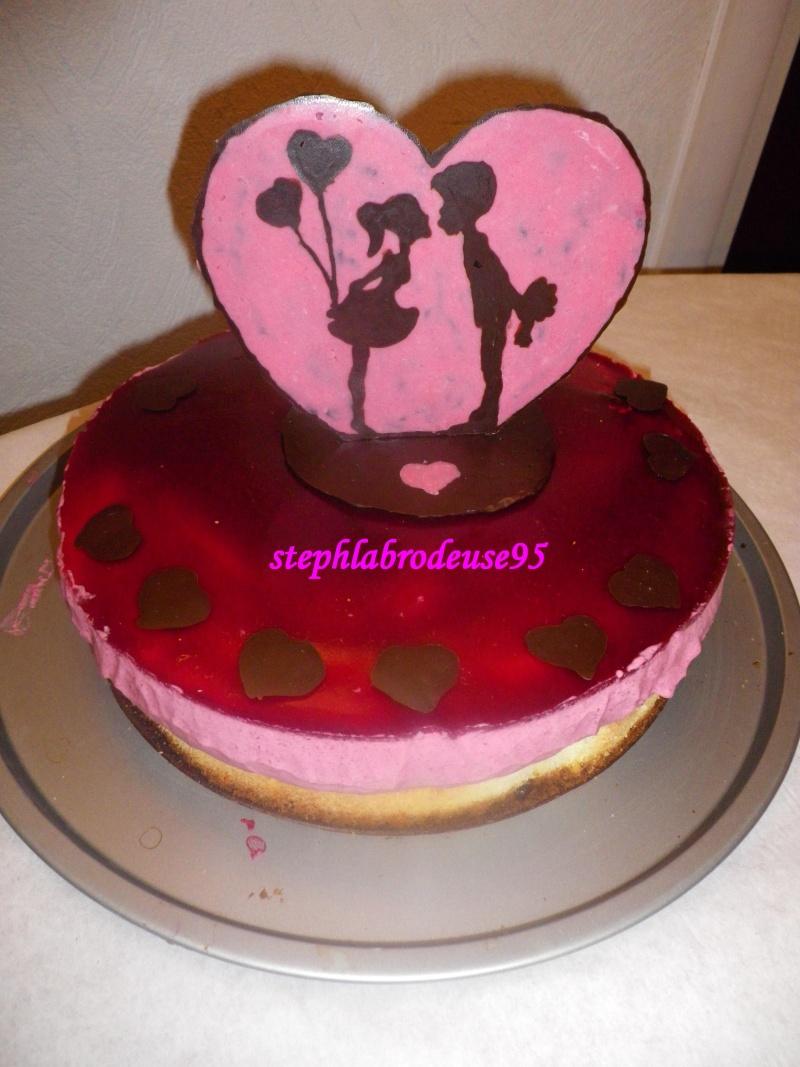 gâteau avec des coeurs - Page 10 Imgp0916