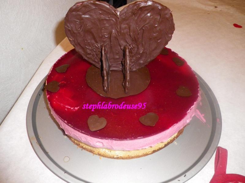 gâteau avec des coeurs - Page 10 Imgp0917