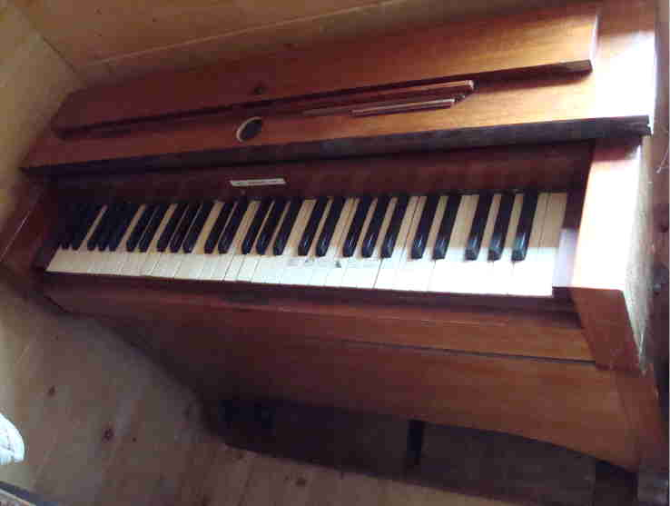 harmonium énigmatique Harm112