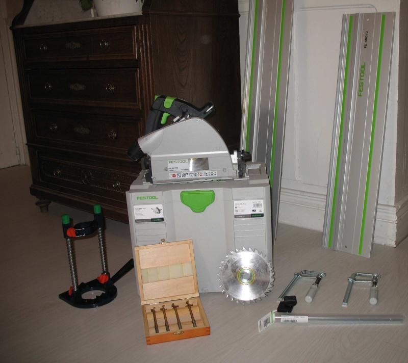 Mon atelier et mon matériel Ts5510