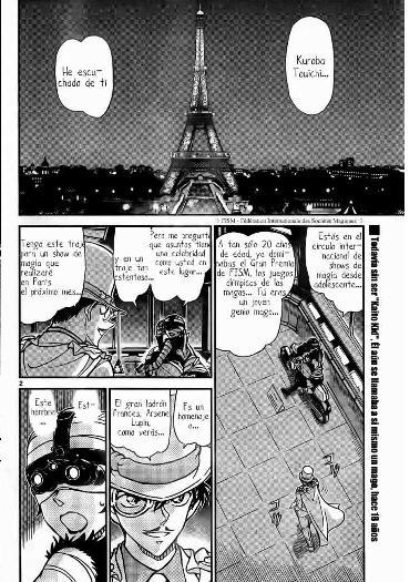 Primer Kaito Kid: Toichi Kuroba (spoiler capitulo 30) 210