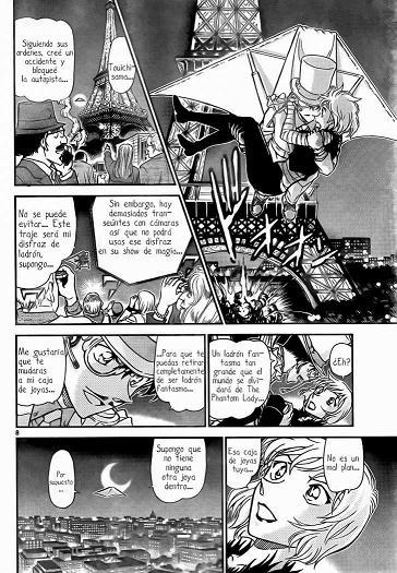 Primer Kaito Kid: Toichi Kuroba (spoiler capitulo 30) 510