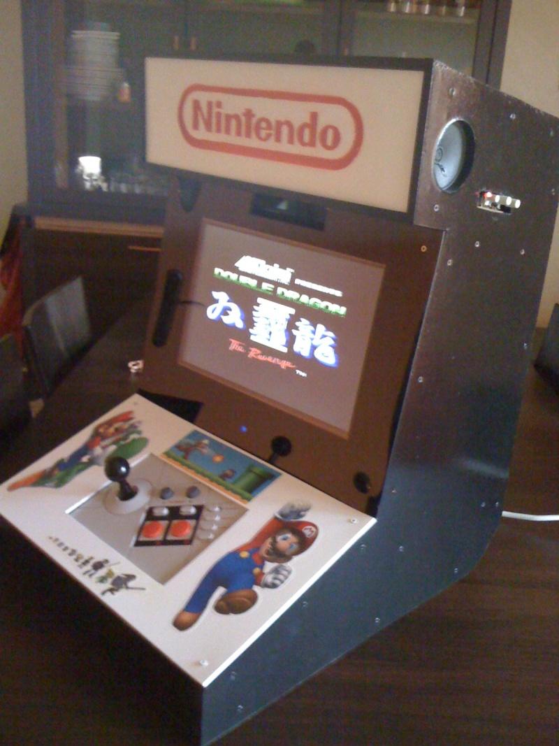 Ma borne d'arcade Nintendo Nes Photo_12