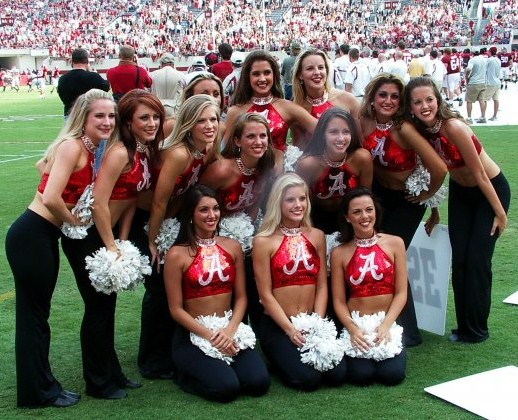 College Football Time Alabam10