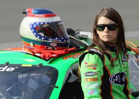 NASCAR Danica10