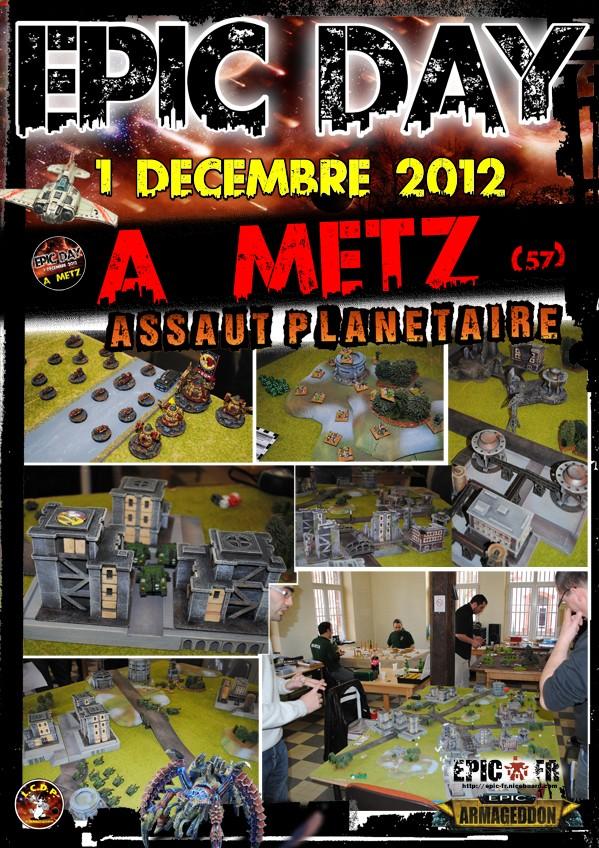 Debriefing Epic day 2012 a Metz  Debrie10