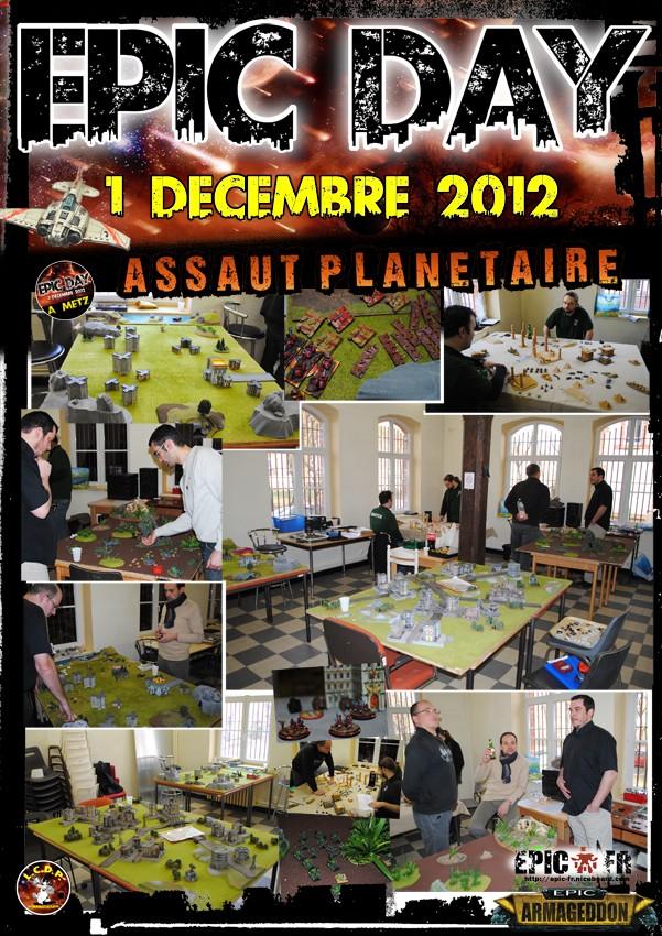 Debriefing Epic day 2012 a Metz  Debrie11