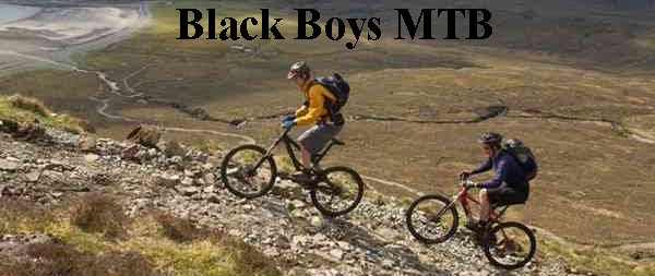 Black Boys MTB